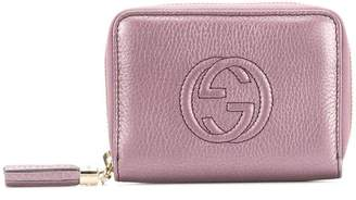 Gucci interlocking GG wallet