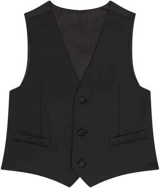 Dolce & Gabbana Wool And Silk Waistcoat 2 Years - 6 Years