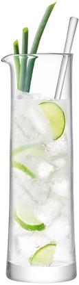 LSA International Gin Cocktail Jug & Stirrer - 1.1L