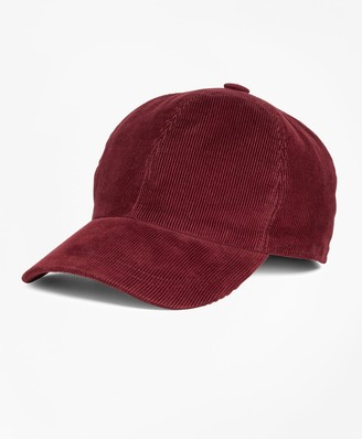 Brooks Brothers 14-Wale Corduroy Baseball Hat