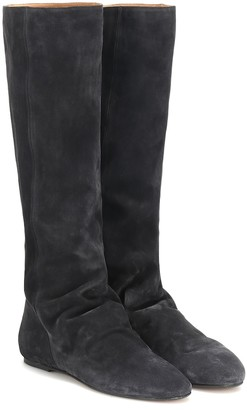 Isabel Marant Slouchy suede boots