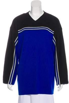 Obermeyer Long Sleeve V-Neck Sweater