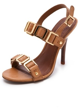 Tory Burch Luisa Sandals