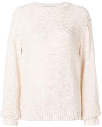 Stella McCartney open-knit jumper