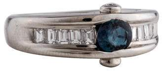 Ring Alexandrite & Diamond