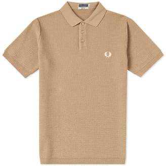 Fred Perry Reissue Texture Knit Polo