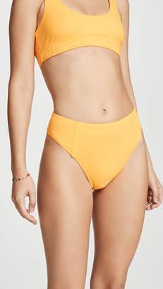 Vitamin A Sienna High Waist Bikini Bottoms