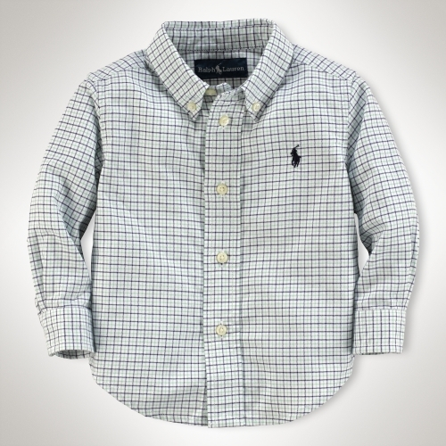 Plaid Blake Oxford