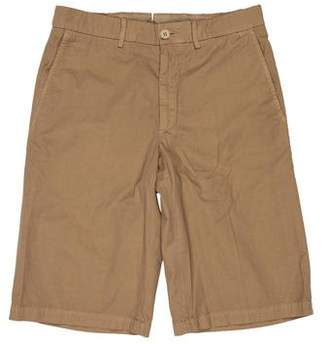 Lanvin Flat Front Four Pocket Shorts