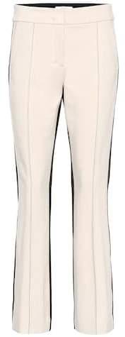 Dorothee Emotional Essence mid-rise straight pants
