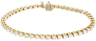 Diana M 14K 4.21 Ct. Tw. Diamond Tennis Bracelet
