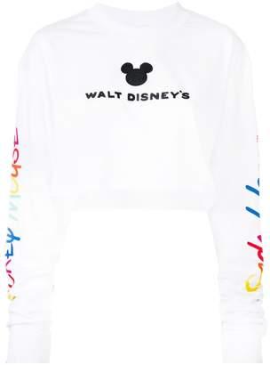 Gcds GCDS x Disney Walt Disney sweatshirt