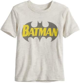 8805914ce6 Toddler Boy Jumping Beans DC Comics Batman Logo Tee