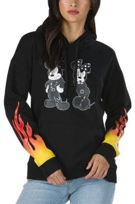 Disney x Vans Punk Mickey Mouse Pullover Hoodie