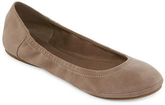 ec99850386a91 A.N.A Joy Womens Slip-on Round Toe Ballet Flats