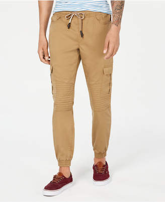 b3dcb7745 American Rag Men Fused Cargo Jogger Pants