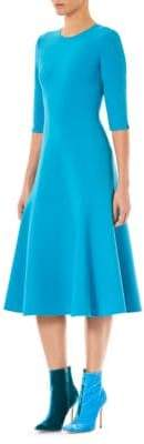 Carolina Herrera Fit-&-Flare Dress