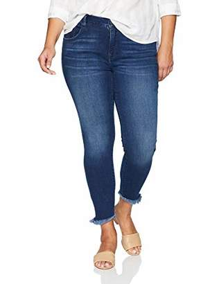 Lucky Brand Women's Plus Size MID Rise Lolita Skinny Jean in