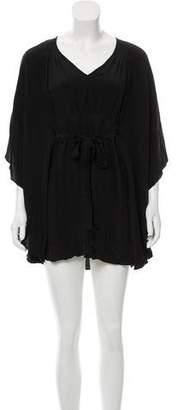 Yumi Kim Casual Silk Dress