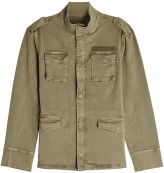 Anine Bing Cotton Army Jacket
