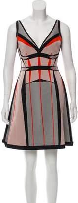 Herve Leger Cameron Mini Dress
