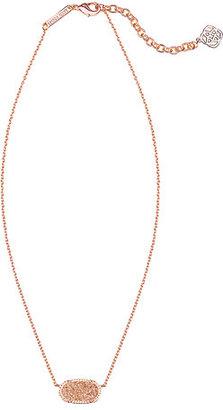 Kendra Scott Elisa Pendant Necklace $65 thestylecure.com