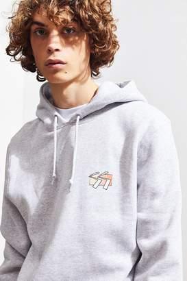 Stussy Cube Logo Hoodie Sweatshirt