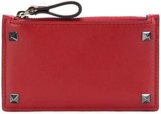 Valentino Rockstud zip wallet