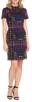 Tahari Tween Ponte Sheath Dress