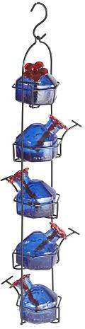 Five-Tier Hummingbird Feeder, Blue