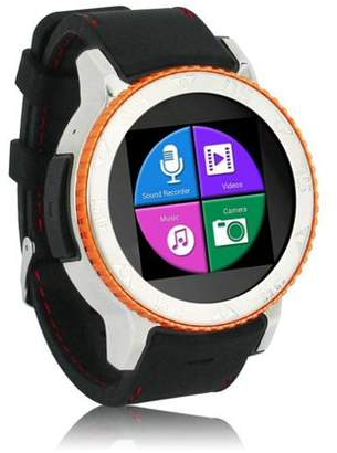 Factory Indigi 3G Unlocked) Android 4.4 Waterproof 2-in-1 SmartWatch & Phone w/ WiFi & Bluetooth Sync Capability