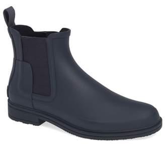 Hunter Refined Waterproof Chelsea Boot