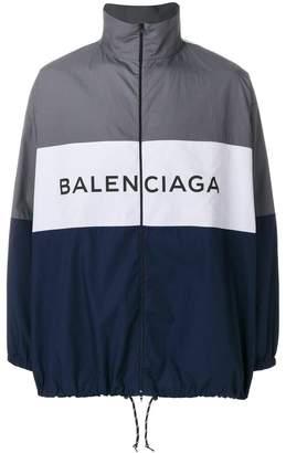 Balenciaga Bal Tracksuit Poplin Shirt