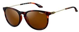O'Neill Shell 105P Women's Round Polarized Sunglasses