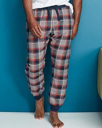 Capsule Plum Fleece Lined Loungepants