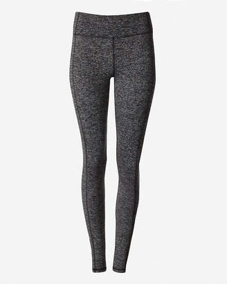 Express Exp Core Marled Seamed Leggings