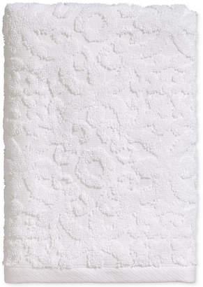 Avanti Tiles Cotton Terry Hand Towel Bedding