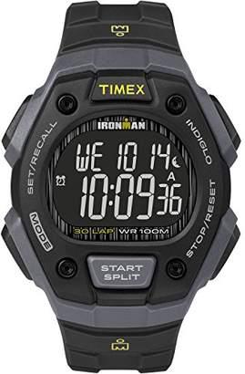 Iron Man Timex Men's TW5M18700 Ironman Classic 30 Resin Strap Watch