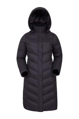 Warehouse Mountain Alexa Womens Winter Jacket - Padded Snow Jacket