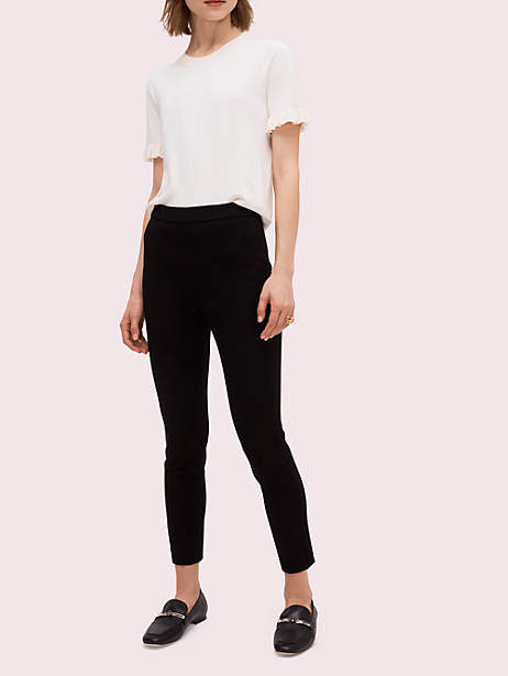 Bi-stretch slim pant