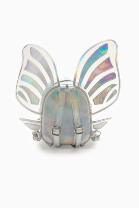 Ardene Holographic Butterfly Bag