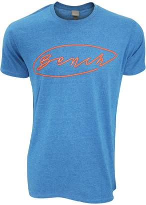 Bench Mens Form Short Sleeve Printed T-Shirt