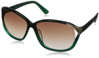 Oscar de la Renta O by Eyewear Women's SSC5110 Oval Sunglasses