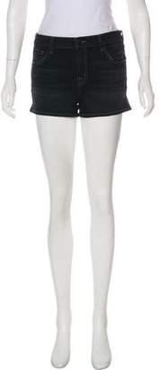 J Brand Mid-Rise Denim Shorts w/ Tags