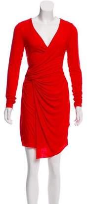 Bailey 44 Long Sleeve Knee-Length Dress