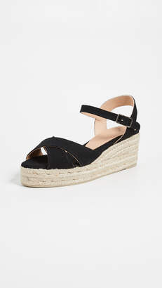 3fdfc1e4d0b Black Low Wedge Sandals For Women - ShopStyle Canada