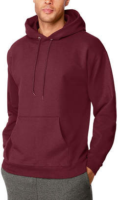 Hanes Long Sleeve Quarter Zip Pullover