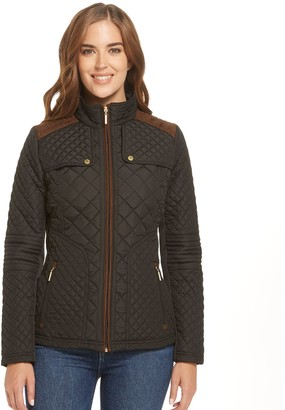 Women's Weathercast Midweight Quilted Equestrian Jacket