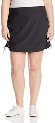 Columbia Women's Plus-Size Anytime Casual Skort
