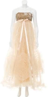 Oscar de la Renta Evening Gown